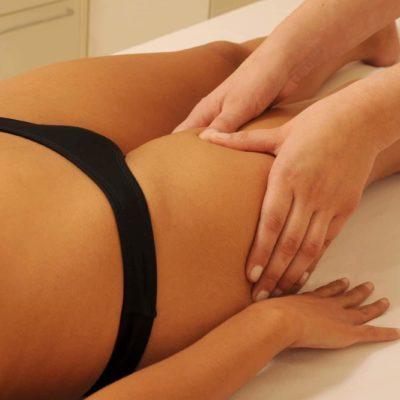 massagem detox redutora